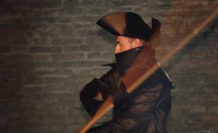 Cosplay dal film: Il Patto dei Lupi di Annamaria Quaresima