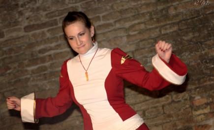 Cosplay dal videogioco Ragnarok: High Priestess di Monia Bolletta