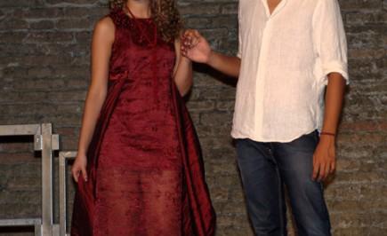 Modello Scarlet di Antonella Fava
