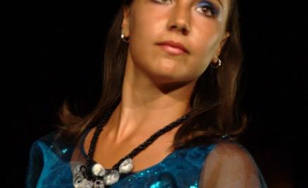 Modello Il Mare di Antonella Fava