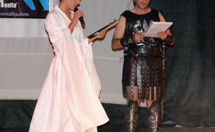 Presentatori vestiti dalla fantasia di Annamaria Quaresima