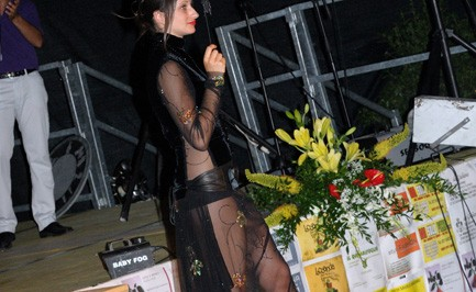 Modello Mistero di Antonella Fava