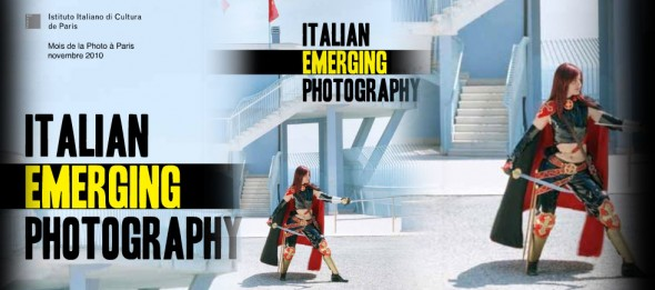 Annamaria Quaresima in copertina su Italian Emerging Photography