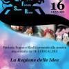 Locandina La Regione delle Idee Jesi 15-16 Gennaio