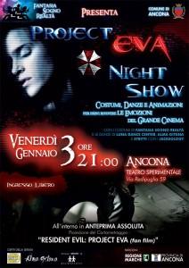 Resident Evil Project Eva Premiere