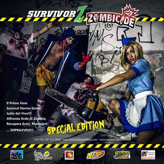 Survivor 7 - Zombicide