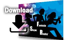 Brochure informativa di Fantasia Sognio e Realtà