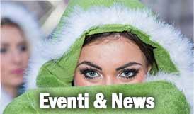 Eventi & News organizzati da Fantasia Sognio e Realtà