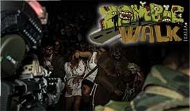 Zombie Walk Italia marchio registrato di Fantasia Sognio e Realtà