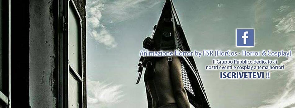 Animazione Horror by FSR [HorCos - Horror & Cosplay]